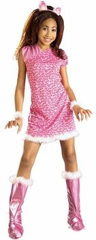 Teen Alley Cat Halloween Costume -