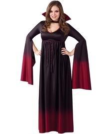 Blood Vampiress Plus Size Adult Costume - Plus Size 1X/2X