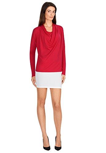 Shirt Wolford Wool Cool Lipstick Donna rYOEFw4Yxn