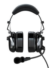 G2 PNR premium pilot headset