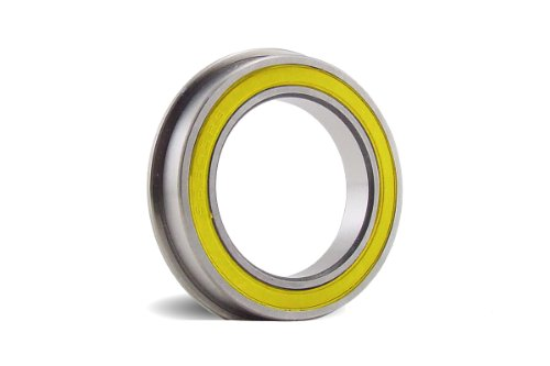 8x14x4 mm Flanged Stainless Steel Ceramic Hybrid Bearing - Replaces Team Losi ()