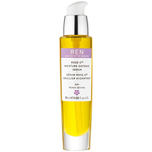 REN Rose O¹² Moisture Defence Oil 30ml (PACK OF 6) (Days Christmas Of O12)
