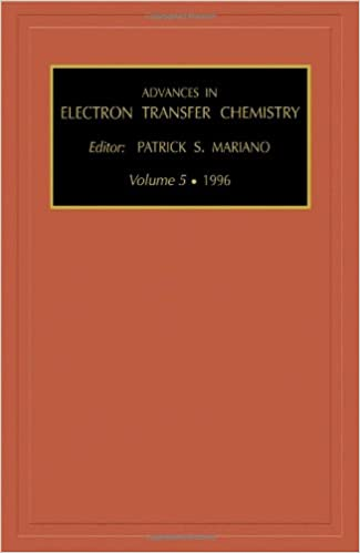 Advances in Electron Transfer Chemistry