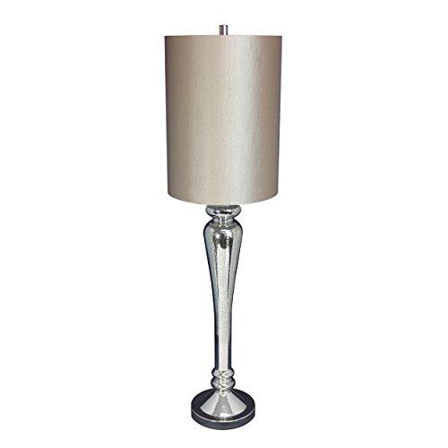 Urban Designs 1310668 Regina 40 Inch Tall Antique Mercury Glass