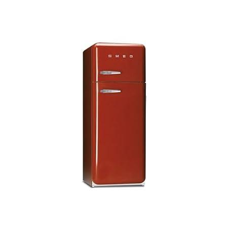 Smeg fab30 fridge rne1 black (a) 315lt right hinges, the 50 black FAB30RNE1