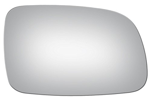 Burco 3257 Convex Passenger Side Replacement Mirror Glass for 1999-2004 JEEP GRAND -