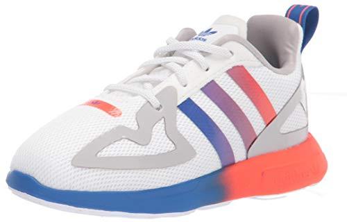 adidas Originals Kids' Zx 2k Flux Elastic Sneaker