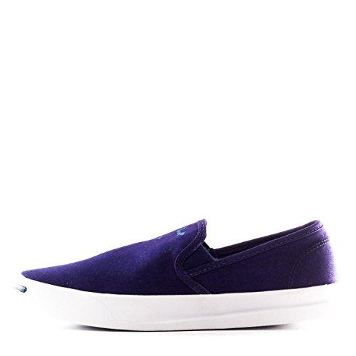 Converse Men Jack Purcell Jeffrey Slip Dozar Bluewhite 5.5 Sneakers