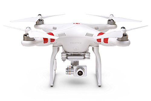 Amazon.com : DJI Phantom 2 Vision+ V3.0 Quadcopter with FPV HD ...