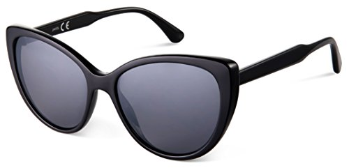 JAVIOL Aviator Sunglasses for Women Men Vintage Mirrored Sunglasses with Case uv400