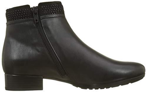 Sport Botines Micro Shoes Noir Gabor Comfort Schwarz 57 Femme v4wTxFgq