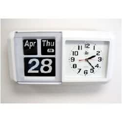 Giant Size Calendar and Wall Clock