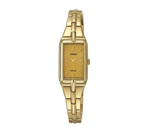 Seiko Women's Goldtone Solar Dress Watch