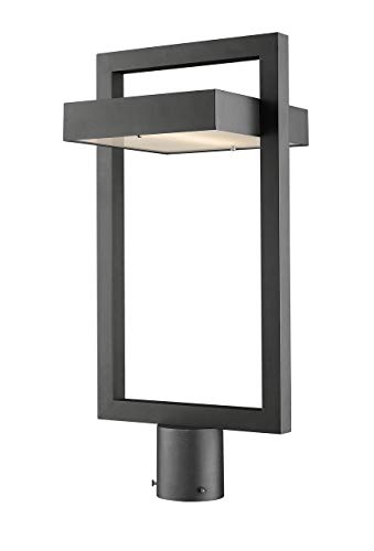 Contemporary Outdoor Post Light Fixtures in US - 2