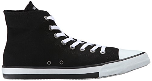 Harley-Davidson Men's Nathan Vulcanized Sneaker Black many kinds of discount in China best online m3zD2vC