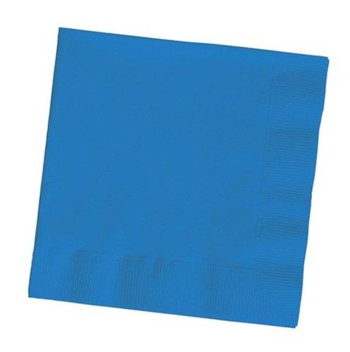 True Blue Lunch Napkins - 50 Count