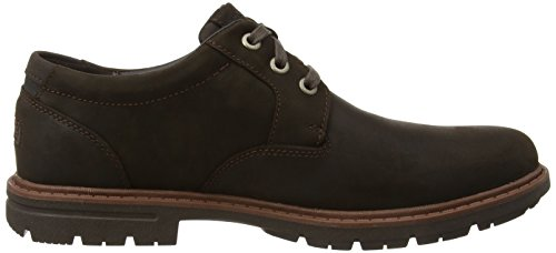Rockport Herren Tough Bucks Plain Toe Oxford 2 Braun (Dark Brown)