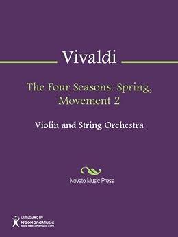vivaldi four seasons score pdf