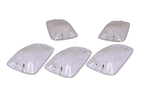 - Putco Pure Lighting 900502 Clear LED Roof Lamp