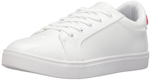 UPC 715924807597, Blue by Betsey Johnson Women's Bettie Fashion Sneaker, White, 9.5 M US