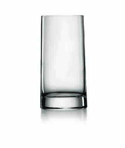 Collection Luigis Beverage (Luigi Bormioli, us kitchen, LUIG9 09839/06 Veronese 14.5 oz Beverage Drinking Glasses (Set of 6), Clear)
