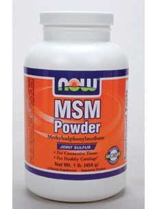 (Now Foods MSM Pure Powder 1 lb)