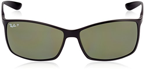 Ray-Ban RAYBAN Liteforce, Gafas de Sol para Hombre, Matte Black, 61: Amazon.es: Ropa y accesorios