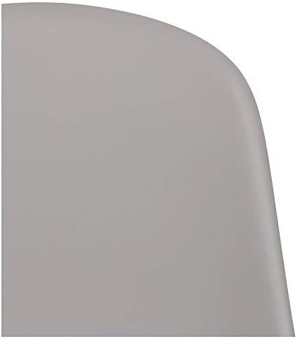 Chaise Privee™ - Chaise Scandinave Avon SNR - Perle, Blanc