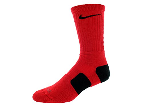 Nike Men`s Dri-FIT Elite Basketball Crew Socks – DiZiSports Store