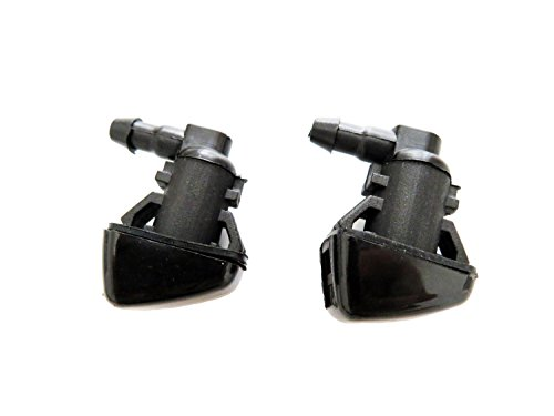 Price comparison product image Windshield Wiper Water Jet-2 Spray Nozzle- PAIR- MKX For 2007-2010 Ford