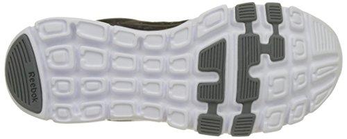 Reebok Blk Indoor Yourflex Schuhe Dust Grey Trainette Damen Schwarz 0 9 Met Multisport Mt Asteroid Wht Silver fTrfq