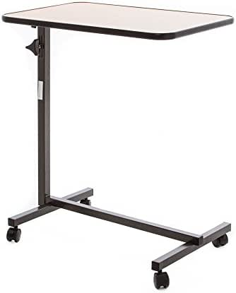 Silver Spring SDL102 Adjustable Tilting Overbed Table