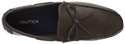 Wake Nautica Brown Style Chocolate Loafer Men's Driving 7Bxw7qz