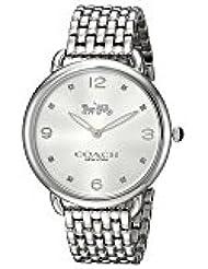COACH Womens Delancey Slim - 14502785 Silver One Size