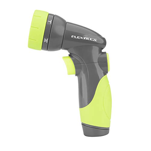 Flexzilla NFZG64 6-Pattern Nozzle, Green