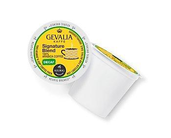 Gevalia Signature Blend Decaf K-Cup Packs, 96 Count