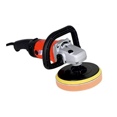 - 1400W Car Polishers, 6 Variable Speed,for Buffing Metal, Plastic and More