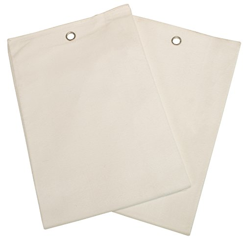 Dragway Tools (2) Filter Bags for Dual Dust Collector Sandblast Sandblasting Cabinet by Dragway Tools