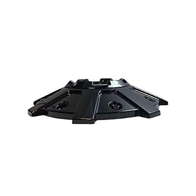 Mayhem Wheels 8108 Decoy C108108B Gloss Black Center Cap: Automotive