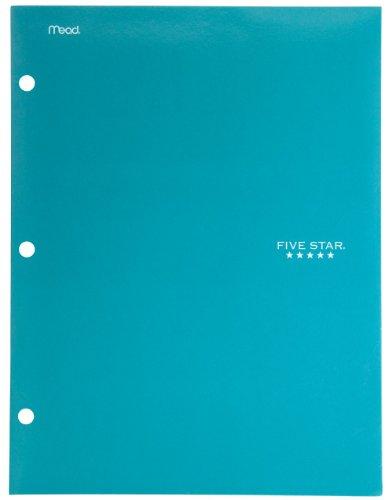 Five Star 2 Pocket Folders 72087