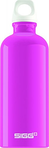 Sigg Fabulous Water Bottle, 0.6L, Pack of 6 (Pink)