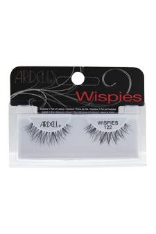 1d0c020c6e0 Amazon.com : Ardell Wispies Lashes - # 122 Black By Ardell For Women - 1  Pair Eyelashes : Beauty