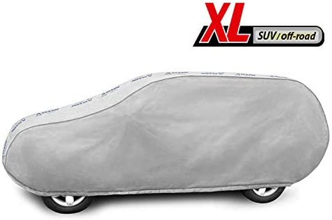 Autoplane ATMI XL SUV atmungsaktiv kompatibel mit Land Rover Discovery Sport I autoschutz Abdeckung