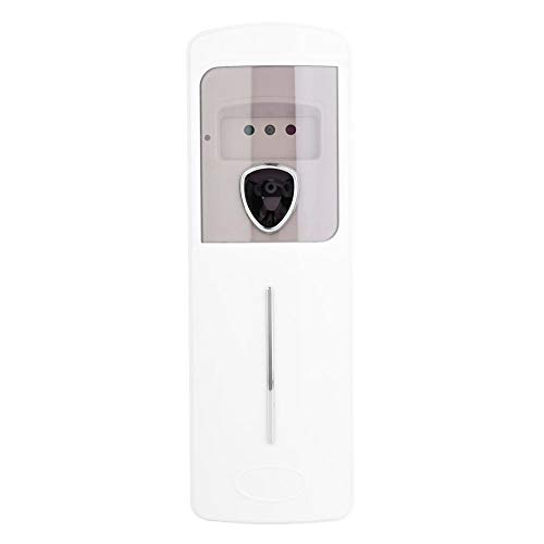 Air Freshener Dispenser Wall-Mounted Automatic Spray Kit Perfume Light Sensor Aerosol Dispenser for Home Indoor Hotel Offices(Induction) ()