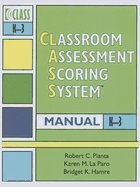 Classroom Assessment Scoring System (Class) Manual, K 3 [HC,2007] ePub fb2 ebook