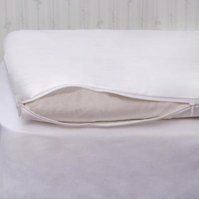 BedCare 100% Cotton Featherbed Cover Long Twin 39x80x2