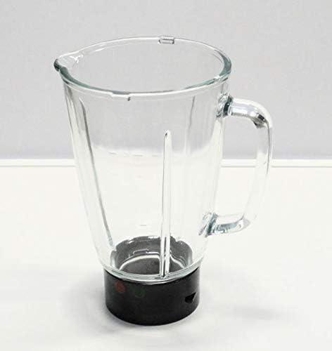 Moulinex - Jarra con base + junta + tornillo para batidora de vaso ...
