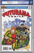 Read Online FUTURAMA COMICS #8 pdf