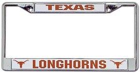 texas ex license plate frame - 8