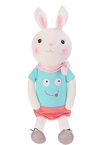 Alien Storehouse Decor Dolls Plush Rabbit Toy Animal Doll for Kids 60cm Height, Blue by Alien Storehouse